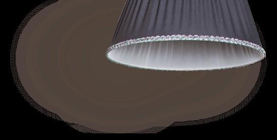 Lampen und Leuchten Manufaktur, Textile Leuchten Nemec